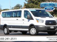 Clean CARFAX. ***LOCAL TRADE***, **12 PASSENGER**,