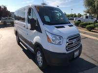 Step into the 2015 Ford Transit-150! An American Icon.
