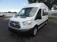 Exterior Upgrade Package, Transit-350 XLT, 3D High Roof