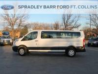 Exterior Upgrade Package, 15-Passenger Seating, ABS