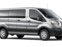 Options:  2015 Ford Transit Wagon Xlt|White/|V6 3.7 L