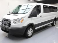 This awesome 2015 Ford Transit comes loaded with the