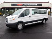 Safe and reliable, this Used 2015 Ford Transit Wagon XL