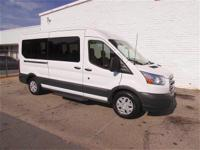 ONE OWNER RARE MEDIUM ROOF TRANSIT, XLT WITH CRUSIE