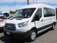 ***** 12 PASSENGER * MID ROOF * XLT * TINTED GLASS