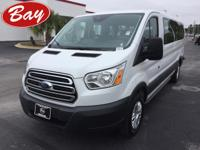 This 2015 Ford Transit Wagon XLT is proudly offered by
