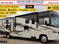 2015 Forest River Georgetown 364TS 2 Bath Bunk House