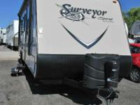 2015 Forest River SURVEYOR 220RBS SURVEYOR 220RBS