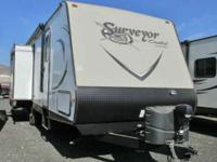 2015 Forest River SURVEYOR 265RL SURVEYOR 265RL Travel
