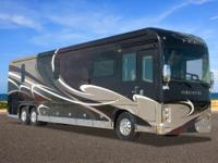 2015 Foretravel IH-45 Luxury Motor Coach MHS Custom