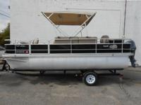 (620) 842-9136 ext.756 2015 G-3 Sun Catcher V20 pontoon