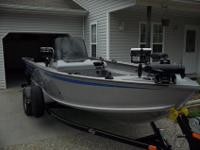 2015 G3 V170C Boat.I purchased this last fall brand