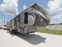 2015 GATEWAY 3650BH - FIFTHWHEEL BUNKHOUSE SLEEPS 10