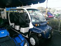 Specialty Vehicles Electric Vehicles 6317 PSN . 2015