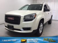 2015 GMC Acadia SLE-2 AWD 3.6L V6 SIDI 6-Speed