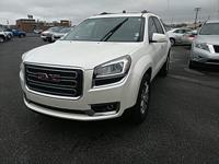 New Price! White 2015 GMC Acadia SLT-1 AWD 6-Speed