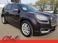 2015 GMC Acadia Denali 3.6L V6 SIDI 6-Speed Automatic ,