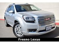 Carfax one owner 2015 GMC Acadia Denali AWD. Thiis is