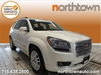 Pristine 2015 GMC Acadia Denali. Fully loaded with