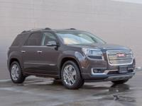 LOOOOOADED! 2015 GMC Acadia Gray Denali New Tires!, Oil