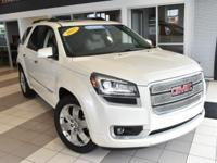 This 2015 GMC Acadia Denali is proudly offered by