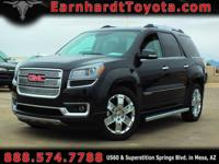 We are thrilled to offer you this 1-OWNER 2015 GMC