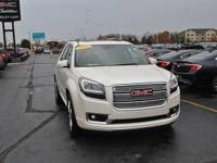 Looking for a clean, well-cared for 2015 GMC Acadia?