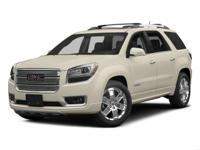 This 2015 GMC Acadia Denali is proudly offered by LHM