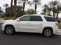 GMC ACADIA DENALI!!! LOADED!!! SAVE BIG AND SAVE NOW!!!