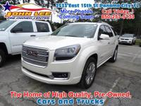 This superb 2015 GMC Acadia is the rare family vehicle