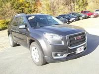 Outstanding design defines the 2015 GMC Acadia! It