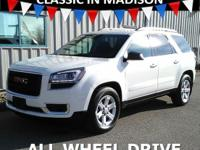 This 2015 All Wheel Drive GMC Acadia has remote vehicle