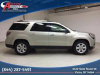 2015 GMC Acadia Back Up Camera, AWD, 18 x 7.5 Aluminum