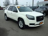 This 2015 GMC Acadia SLE is offered to you for sale by