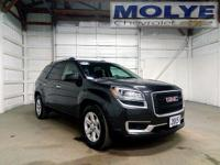 2015 Acadia All Wheel Drive with Factory Trailering