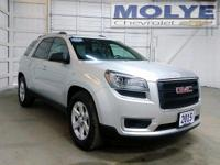 GMC Acadia 2015 *3RD ROW SEATS*, *AWD*, *BACKUP