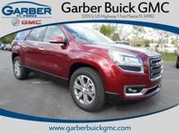 2015 GMC Acadia SLT Real gas sipper!!! 24 MPG Hwy!!!