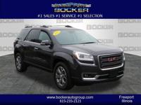 This 2015 GMC Acadia SLT-1 is a real winner with