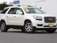 2015 GMC Acadia SLT!!! All Wheel Drive!!! Navigation!!!