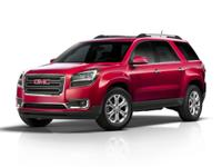 CARFAX One-Owner. Clean CARFAX. Gray 2015 GMC Acadia