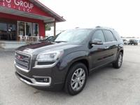 Options:  2015 Gmc Acadia Navigation! Rear Dvd! Our
