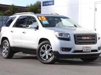 2016 GMC Acadia SLT!!! Heated Leather Seats!!! Center