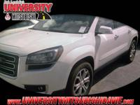 **UNIVERSITY MITSUBISHI** This SUV is nicely equipped