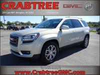 Options:  2015 Gmc Acadia Slt-2|Awd Slt-2 4Dr