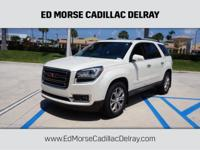 OWN OWNER   *****2015 GMC Acadia receives a (NHTSA)