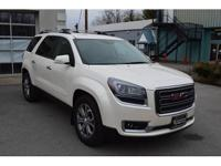 *Gorgeous new body 3rd row fully loaded 2015 gmc