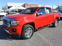 ** 2015 GMC Canyon SLT with Leather & Navigation **