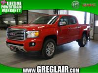 Crew Cab Canyon, 4x4 with Leather, new style body new