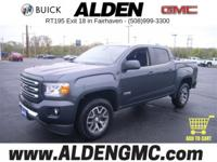 IN STOCK 2015 GMC Canyon with only 23,378 miles. Great
