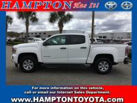 This 2015 GMC Canyon 2WD is offered to you for sale by